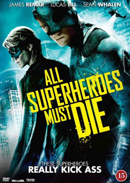 superheroes must die