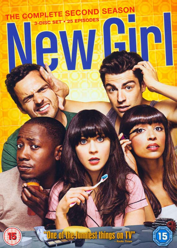 New Girl sæson 2