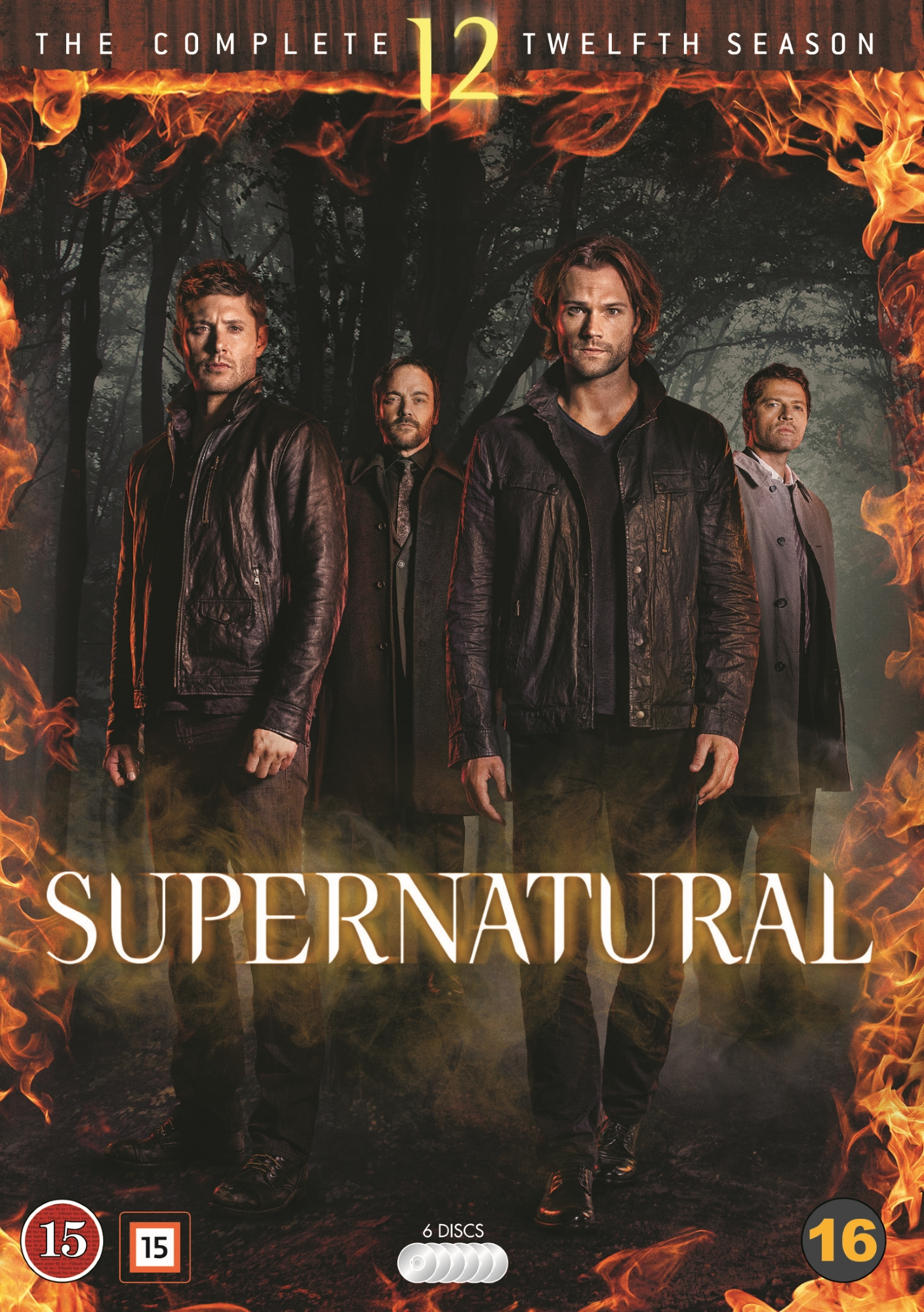Supernatural sæson 12